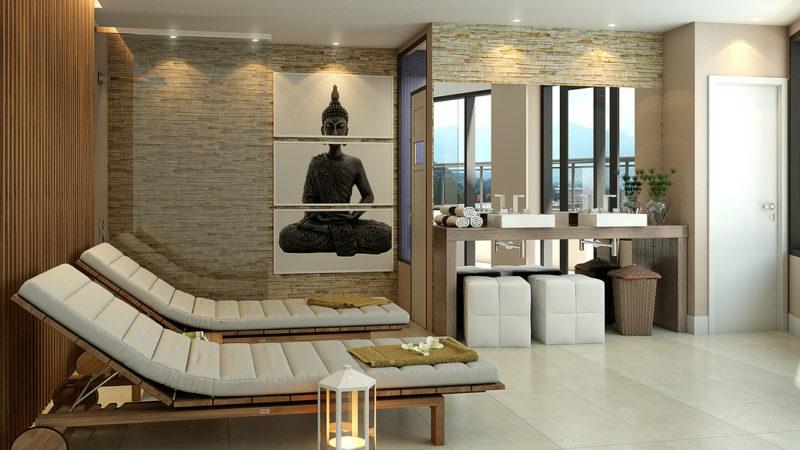 Apartamentos no Edificio Lotus Panoramic