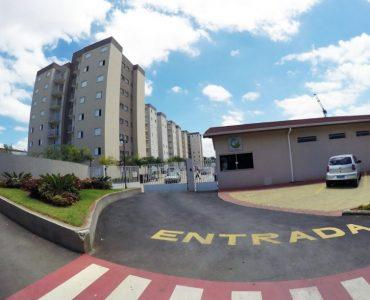 Apartamento de 2 dormitorios no Colinas de São lourenzo