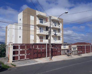 Apartamento  de dois quartos na Vila Municipal