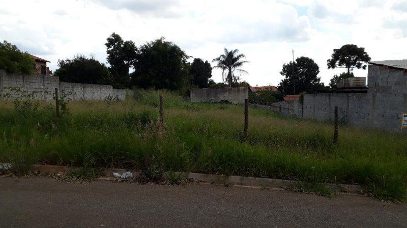 Terreno a venda no Quintas de Bragança