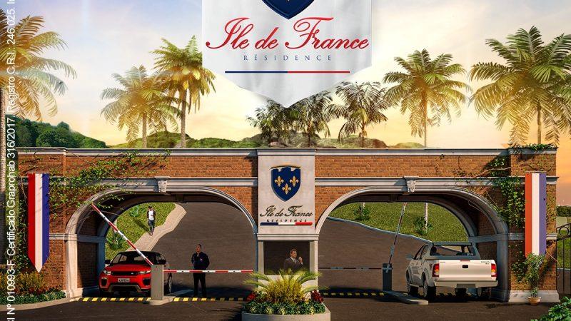 Terrenos a venda no Ile de France Residence