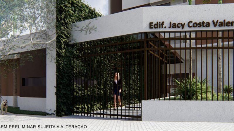 Deseja comprar um apartamento na planta e no centro em Bragança ? Conheça o Jacy !