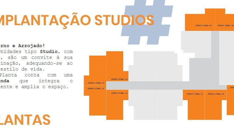 Procurando um Studio para morar bem em Bragança Paulista ?