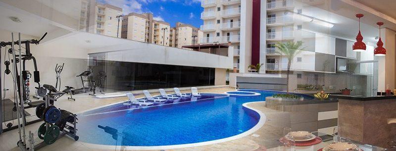 Comprar apartamento em Bragança Paulista Viña de San Lorenzo