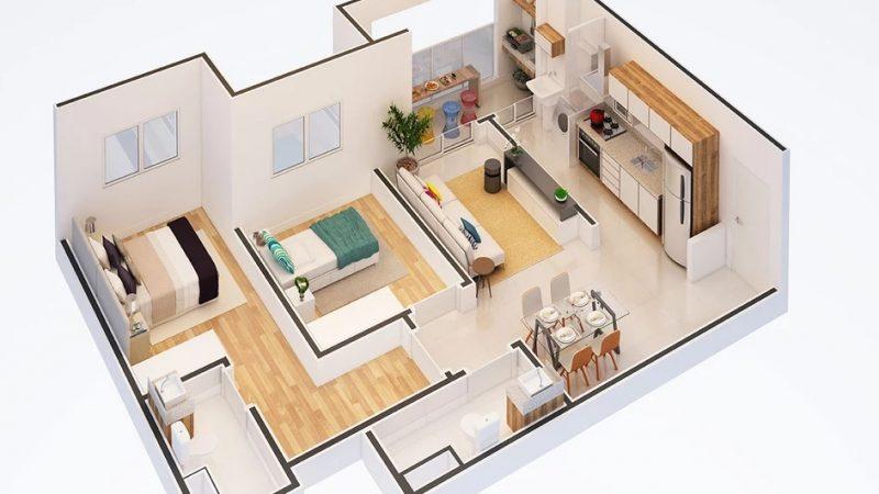 Procurando apartamento para comprar no HOME da Carraro ?