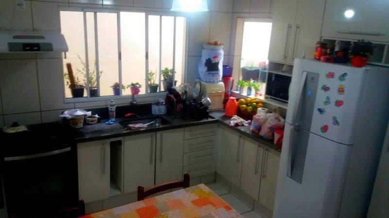 Casa a Venda na Vila Aparecida