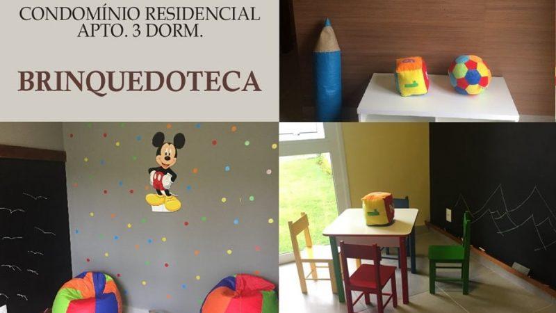 Apartamento no Jardins de Bragança em Bragança Paulista -SP